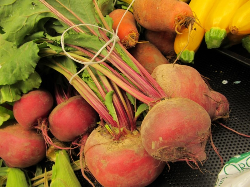 indiana Grown Beets