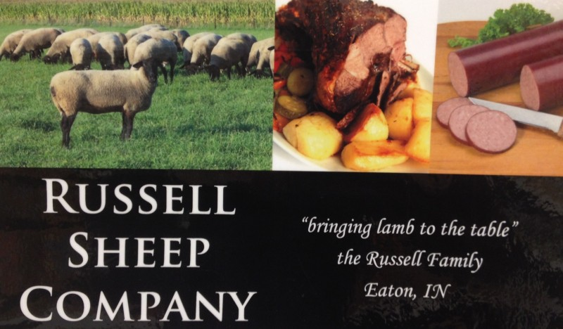 Russell Sheep Company Lamb Products