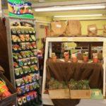 Spring Farm Store Display