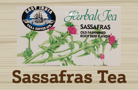 sassafras tea indiana