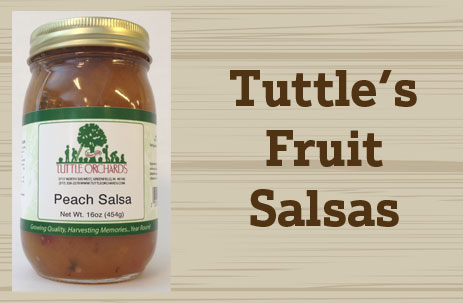 tuttles salsa