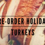 pre order free range indiana turkey