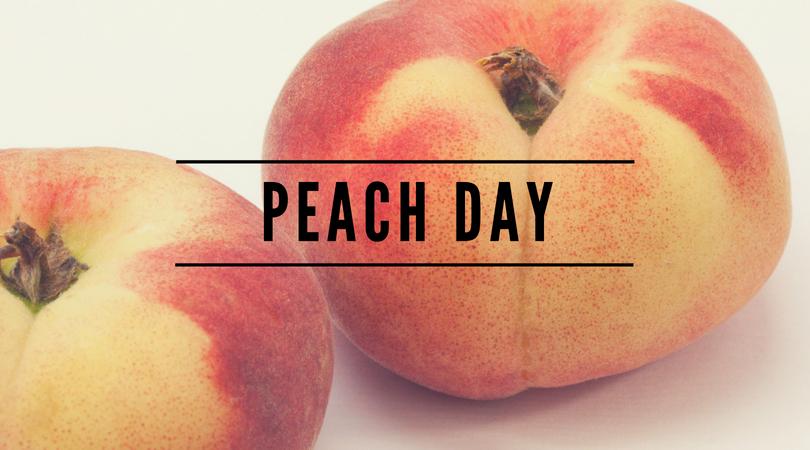 peach day