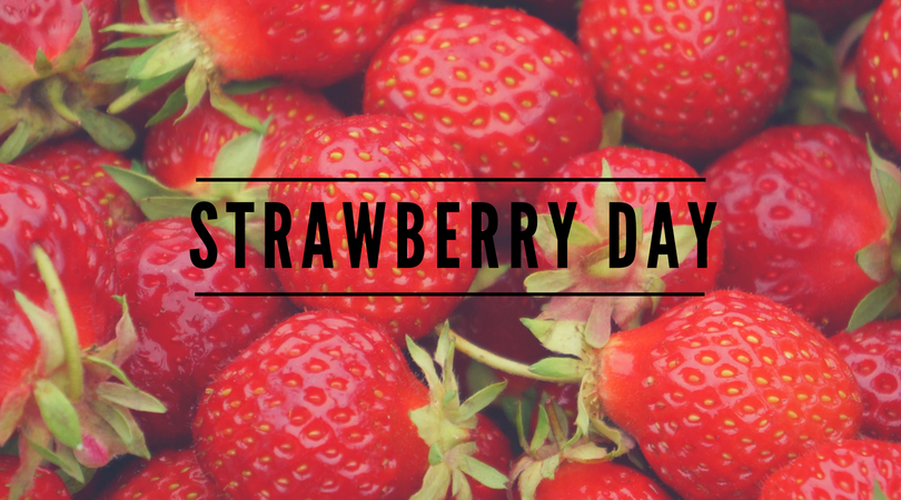 strawberry day