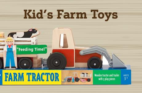 kids farm toys
