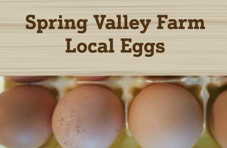 spring valley farm eggs